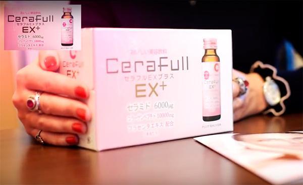 Бьюти напиток безалкогольный концентрированный на основе церамидов коллагена и плаценты с витамином