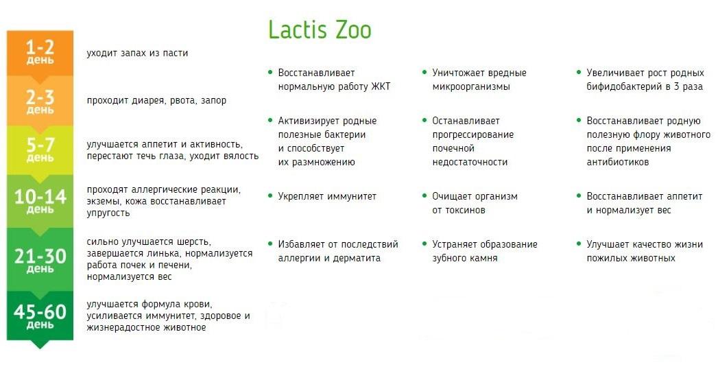 лактис зоо для собак и кошек