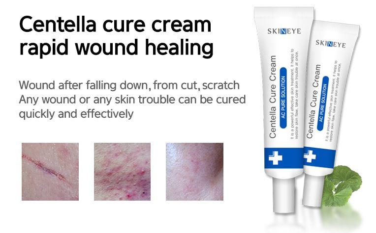 Восстанавливающий крем с центеллой для проблемной кожи лица