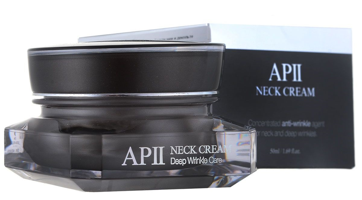 AP-II Professional EX Restore Neck Cream The Skin House