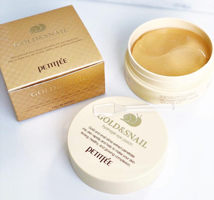 Petitfee Gold and Snail Hydrogel Eye Patch