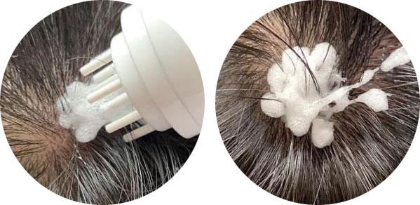 Masil 7 Sparkling scalp bubble tick