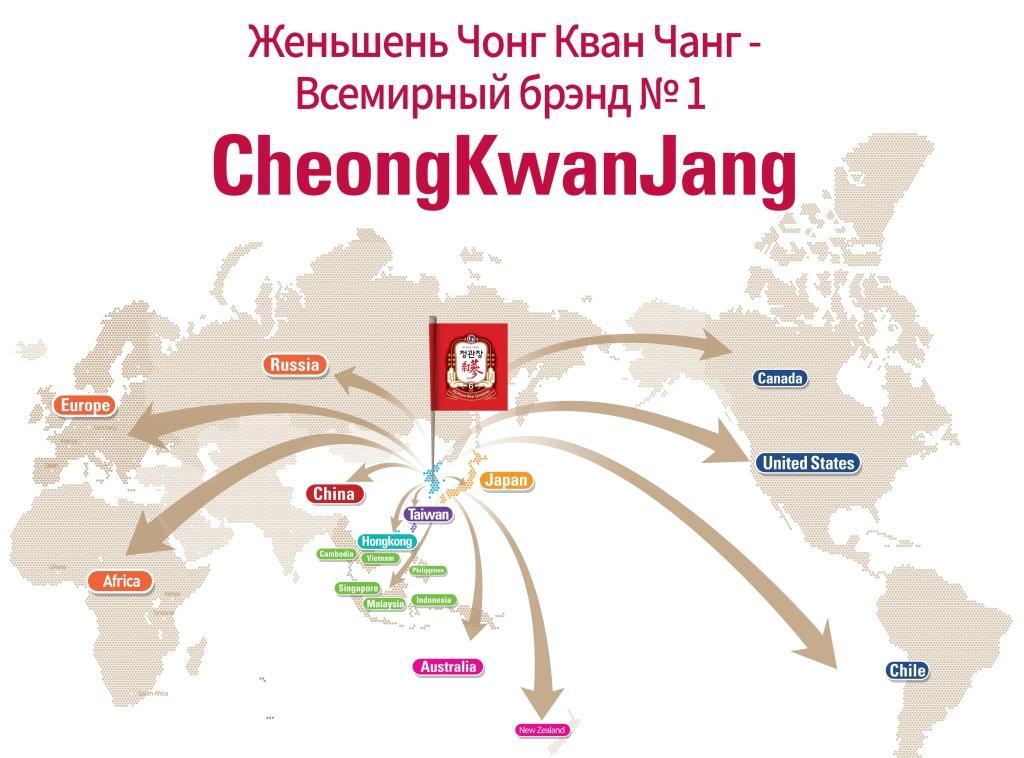 купить корейский женьшень в москве