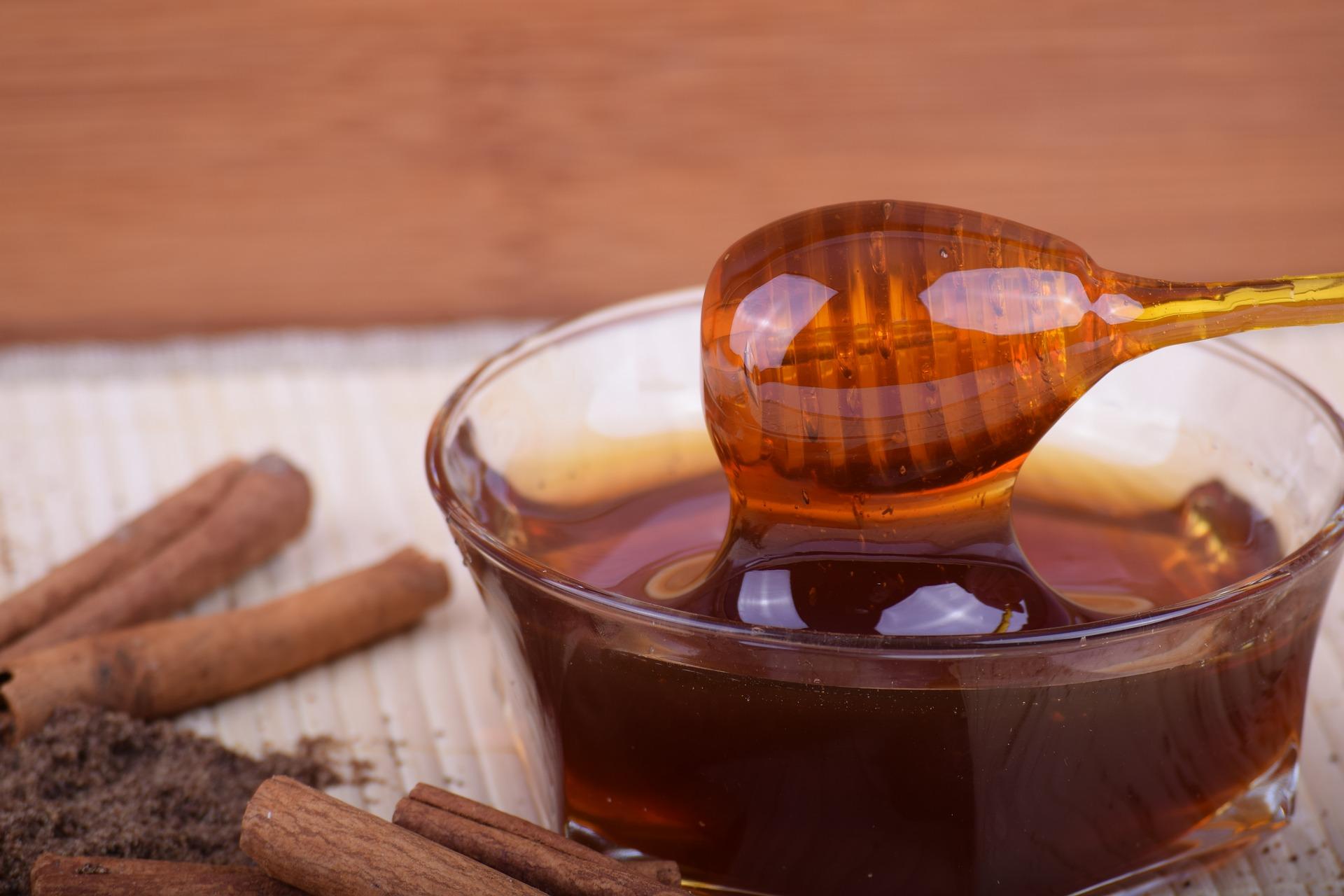 мед целебное вещество для красоты и здоровья