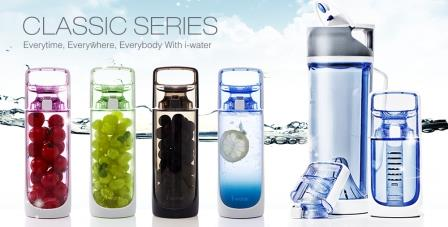 стильный дизайн i water