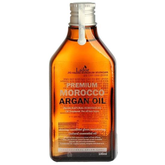 Аргановое масло для волос Premium Morocco Argan Oil Lador (фото, вид 2)