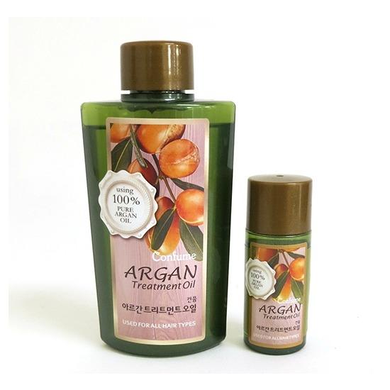 Аргановое масло в наборе Confume Argan Welcos (фото, вид 1)