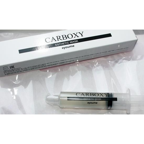 Набор для неинвазивной карбокситерапии в домашних условиях Carboxy Esthetic Mask Ayoume (фото, вид 3)