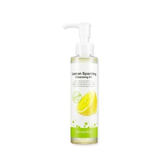 Гидрофильное масло с экстрактом лимона для снятия макияжа Secret Key (фото, вид 2)