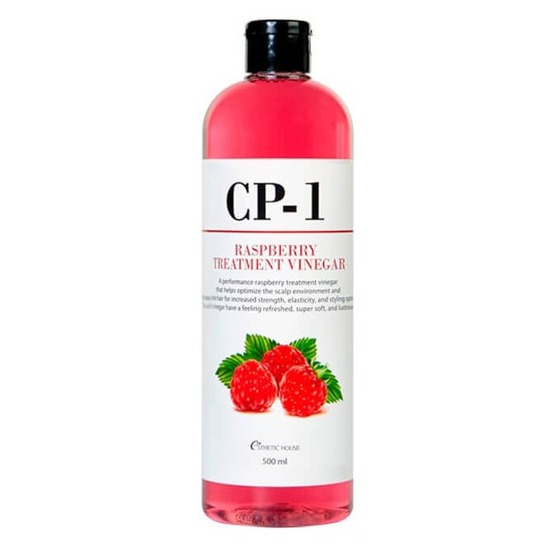 Кондиционер ополаскиватель для волос на основе малинового уксуса CP-1 Raspberry Treatment Vinegar Esthetic House (фото, вид 2)