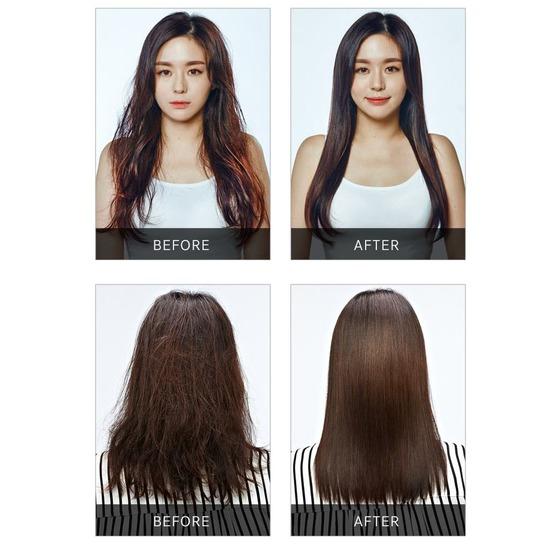 Протеиновая маска для волос интенсивно восстанавливающая CP-1 Premium Hair Treatment Esthetic House (фото, вид 2)