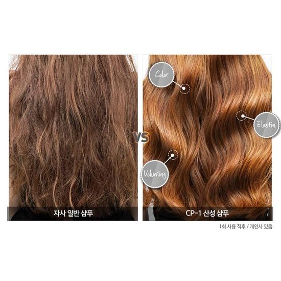Шампунь для волос защита цвета CP-1 Color Fixer Shampoo Esthetic House (фото, вид 2)