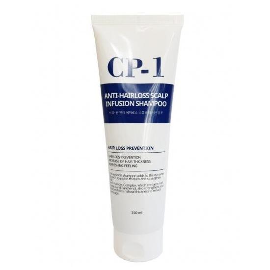 Шампунь против выпадения волос CP-1 Anti-Hair Loss Scalp Infusion Shampoo Esthetic House (фото, вид 1)