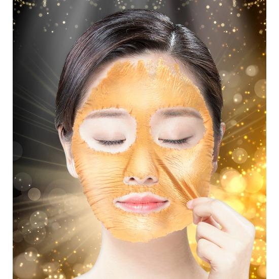 Маска-пленка с золотом Hell-Pore Longolongo Gronique Gold Mask Pack Elizavecca (фото, вид 1)