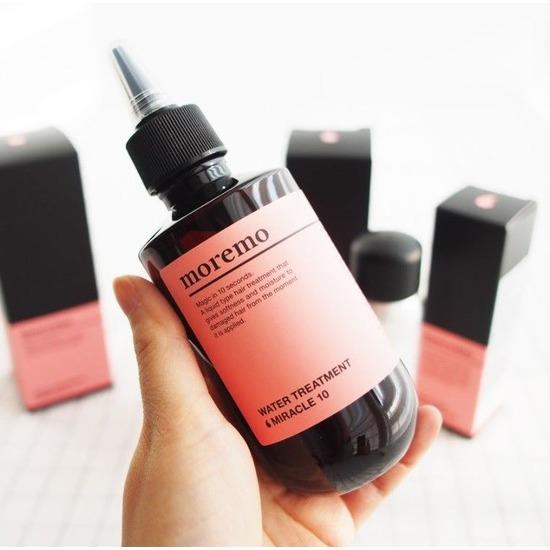 Жидкая экспресс - маска для волос Miracle 10 Moremo (фото, вид 1)