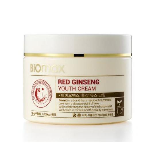 Омолаживающий крем для лица с красным женьшенем BIOmax (фото, вид 1)