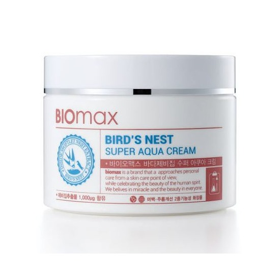 Интенсивно увлажняющий крем с экстрактом ласточкиного гнезда BIOmax (фото, вид 1)