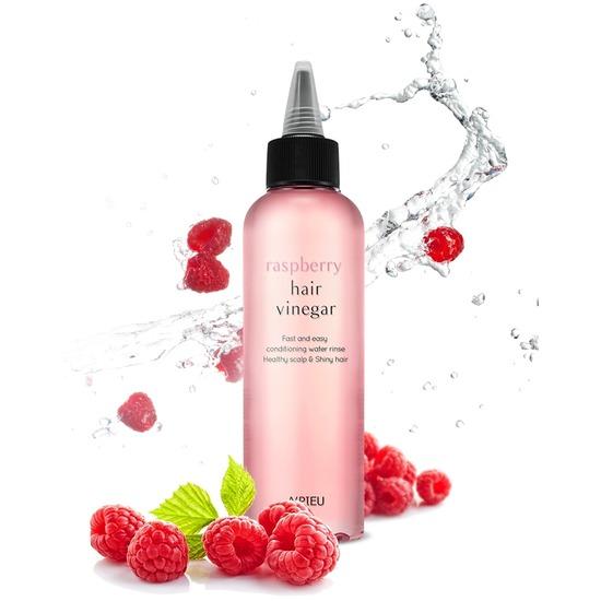 Уксус для волос малиновый Raspberry Hair Vinegar Apieu (фото, вид 1)