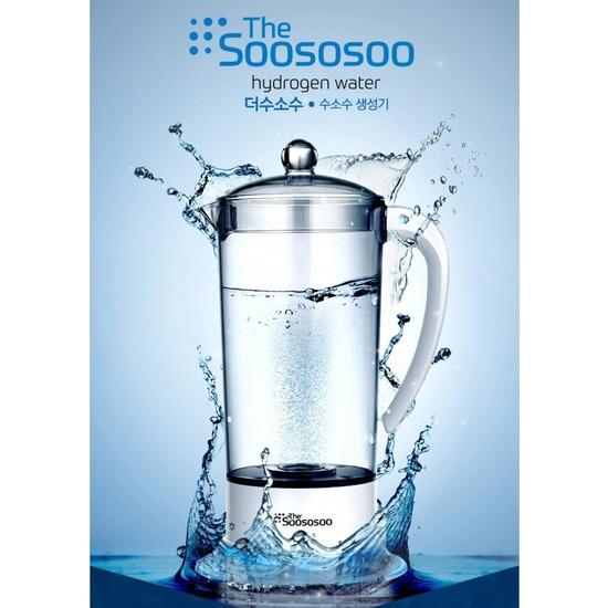 Аппарат для получения водородной воды с оздоровительным эффектом Soososoo TSH-100 (фото, вид 3)