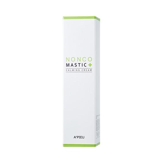 Успокаивающий крем для лица Nonco Mastic Calming Cream Apieu (фото, вид 1)