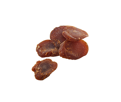 Корень корейского красного женьшеня в меду в виде слайсов (кусочков) Korean Red Ginseng Slices Cheong Kwan Jang (фото, вид 2)