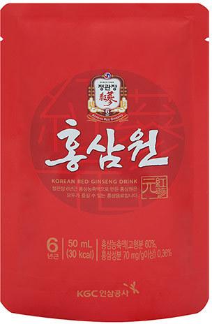 Безалкогольный негазированный напиток с экстрактом корейского красного женьшеня Cheong Kwan Jang (фото, вид 3)
