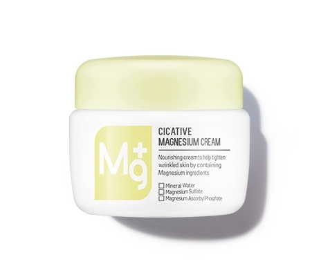 Крем для лица с магнием Cicative Magnesium Cream Apieu (фото, вид 1)