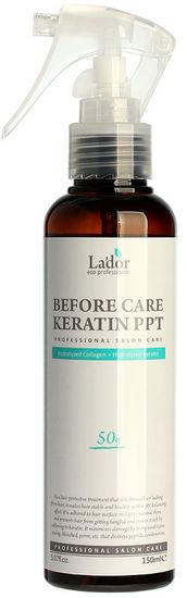 Кератиновый спрей для волос Before Keratin PPT Lador (фото, вид 1)