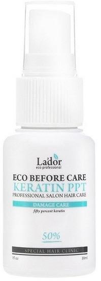 Кератиновый спрей для волос Before Keratin PPT Lador (фото, вид 2)