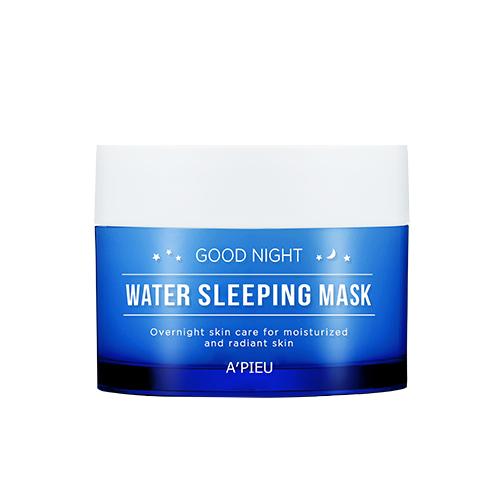 Омолаживающая ночная маска для лица Good Night Water Sleeping Mask Apieu (фото, вид 1)