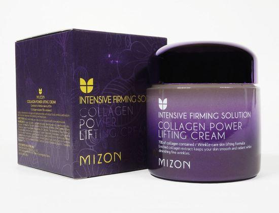 Коллагеновый лифтинг-крем для лица с антивозрастным эффектом Mizon (фото, вид 2)