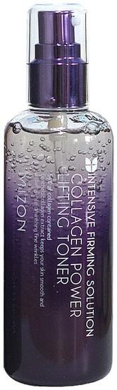 Антивозрастной лифтинг-тонер для лица с коллагеном Collagen Power Lifting Toner Mizon (фото, вид 1)
