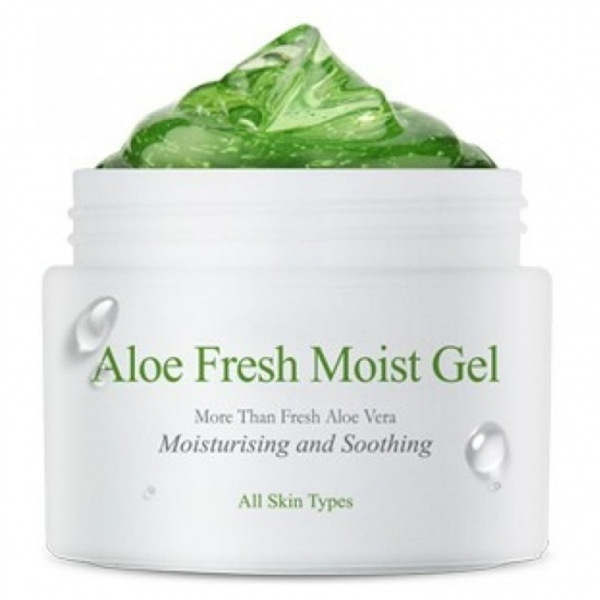 Крем-гель для лица с экстрактом алоэ Aloe Fresh The Skin House (фото, вид 1)