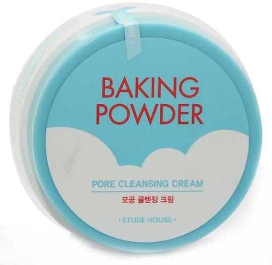 Крем для очищения пор Baking Powder Pore Cleansing Cream Etude (фото, Baking Powder Pore Cleansing Cream Etude House)