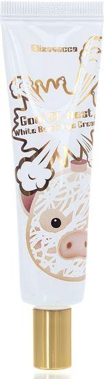 Крем для глаз с экстрактом ласточкиного гнезда Gold CF-Nest White Bomb Eye Cream Elizavecca (фото, вид 2)