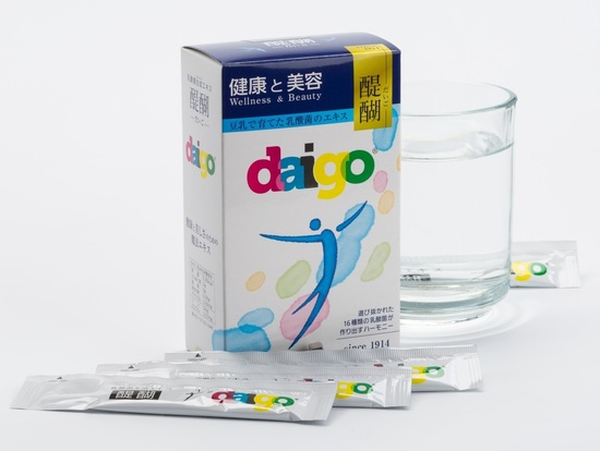 Daigo - Бионапиток №1 в мире на основе экстракта лактобактерий (фото, вид 2)