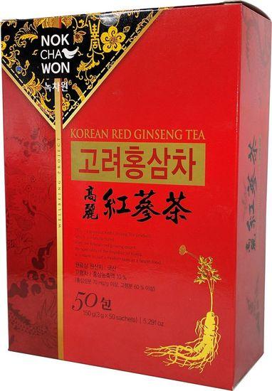 Напиток из красного корейского женьшеня гранулированный Nokchawon (фото, вид 1)