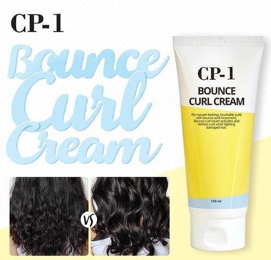 Ухаживающий крем для повреждённых волос CP-1 Esthetic House (фото, вид 1)