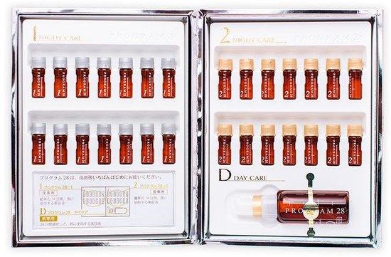 Программа регенерации клеток кожи 28 дней CHANSON COSMETICS Япония (фото, вид 1)