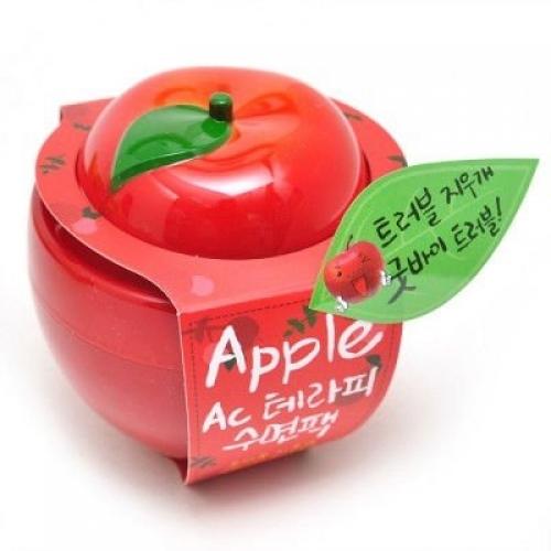 Ночная маска для проблемной кожи с экстрактом яблока Urban Dollkiss Baviphat (фото, вид 1)