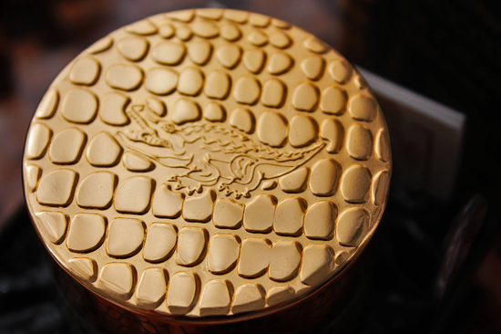 Питательный крем для увядающей кожи лица с крокодильим жиром FarmStay (фото, вид 2)