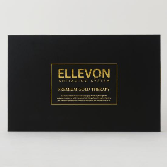 Антивозрастная программа золотая терапия Ellevon Premium Gold Therapy (фото, вид 1)