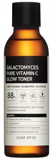 Тонер для сияния кожи с витамином С и галактомисисом Some By Mi (фото, вид 3)
