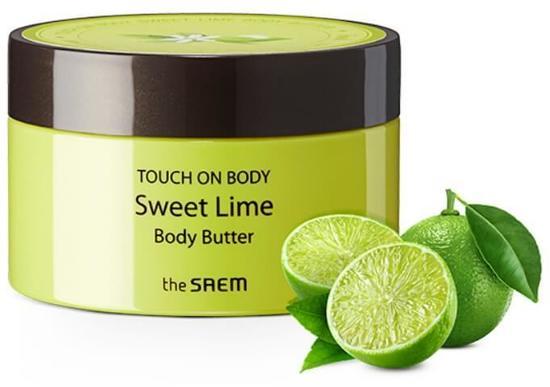 Крем-масло для тела Touch On Body Body Butter The Saem (фото, вид 1)