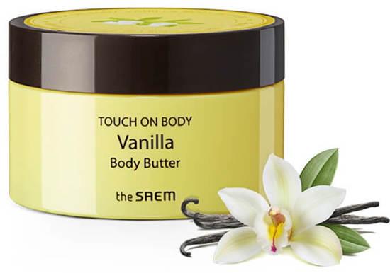 Крем-масло для тела Touch On Body Body Butter The Saem (фото, вид 2)