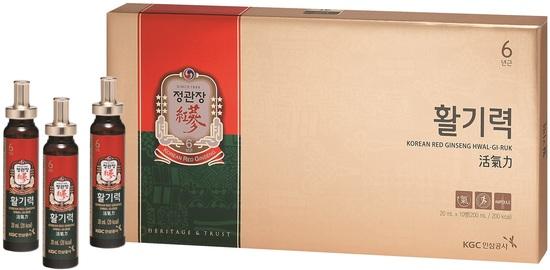 Тонизирующий напиток из корня корейского красного женьшеня Korea Ginseng Corporation (фото, вид 3)