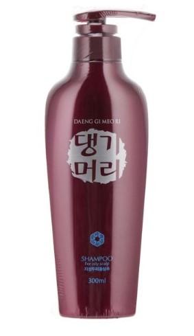 Шампунь для жирной кожи головы Shampoo For Oily Scalp Daeng Gi Meo Ri (фото, вид 1)