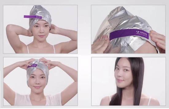 Восстанавливающая маска-шапка для волос Vitalizing Nutrition Hair Pack With Hair Cap Daeng Gi Meo Ri (фото, вид 1)