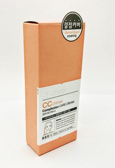 СС крем SPF35 PA++ Complexion Care Cream BIOmax (фото, вид 1)