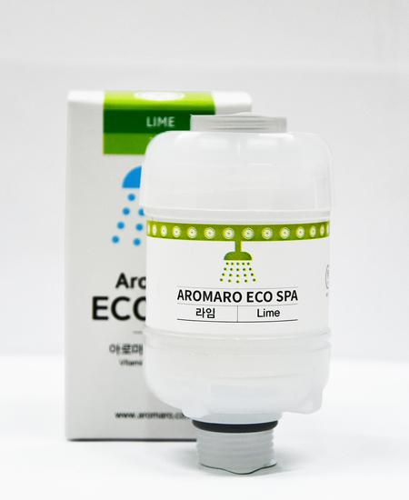 Витаминный фильтр для душа марки Aromaro Eco Spa (фото, вид 1)